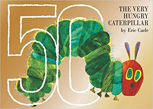 The Very Hungry Caterpillar 50th Anniversary Collection por Carle Eric epub