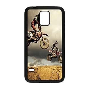 Samsung Galaxy S5 Phone Case Motocross N8T90814