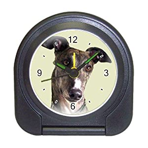 Greyhound Alarm Clock