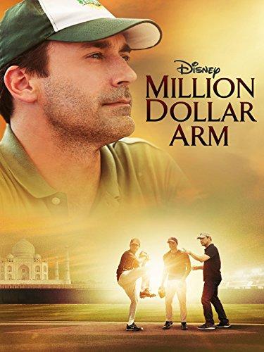 Million Dollar Arm (Plus Bonus Features) (Movie Dollar Million Arm)