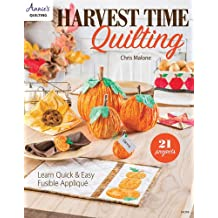 Harvest Time Quilting (Annie's Quilting)
