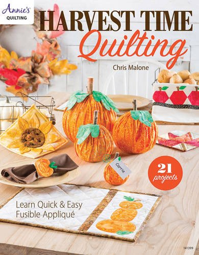 The Making Of Halloween 2019 (Harvest Time Quilting (Annie's)