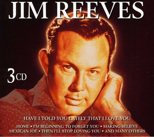 CD : Jim Reeves - Have I Told You Lately That I Love You (Holland - Import)