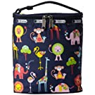 LeSportsac Baby Multi Bottle Shoulder Bag,Zoo Cute,One Size