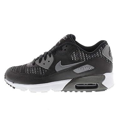 new products 07258 314b0 Nike Herren Air Max 90 Mesh Se (gs) Laufschuhe, Mehrfarbig (Black ...