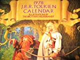 1978 J.R.R. Tolkien Lord of the Rings Calendar, featuring artwork by the Brothers Hildebrandt (Lord of the RIngs)