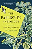 The Papercuts Anthology: What Happened Here, Volume 1