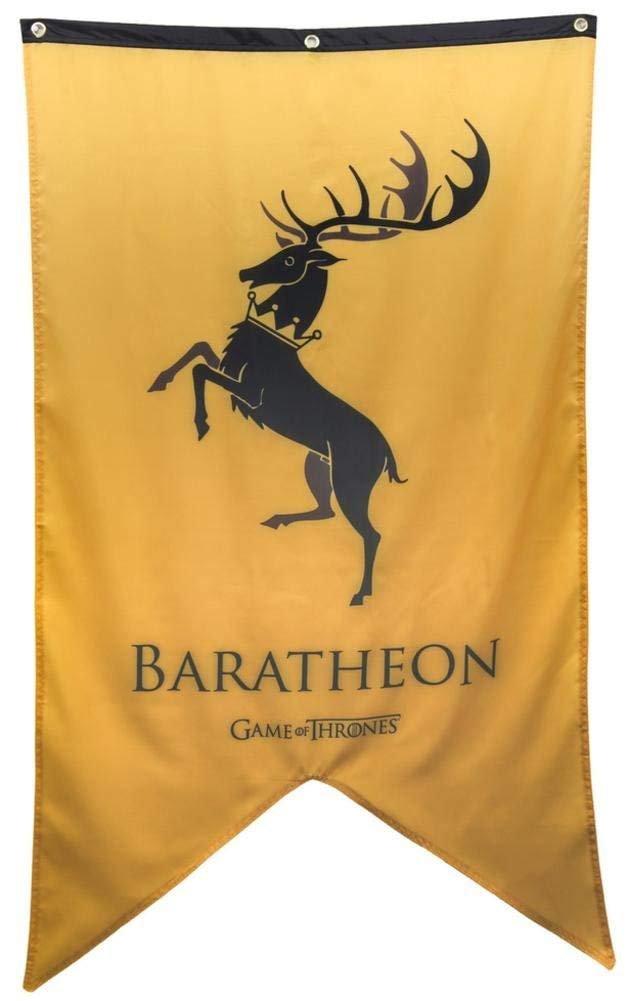 Game of Thrones House Baratheon Sigil Wall Banner Calhoun Sportswear