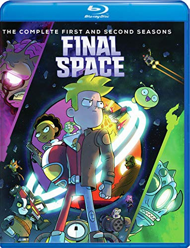 Final Space: The Complete First and Second Seasons [USA] [Blu-ray]