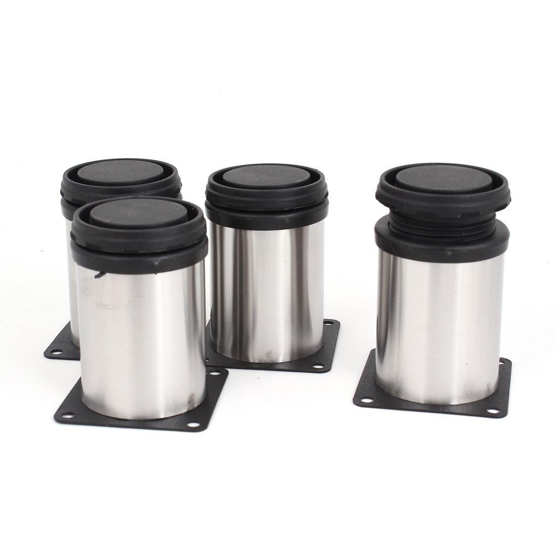 sourcingmap® 80 mm x 50 mm, für Küchenschränke, Möbel, Sockel, 4 ...