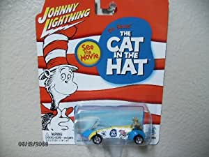 Dr. Seuss, Cat in the Hat, Johnny Lightning-topper Wasp