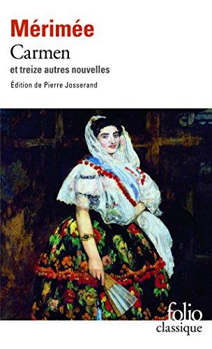 Carmen Et Treize Autres Nouvelles (Collection Folio) (English and French Edition)