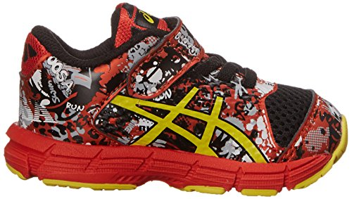 Asics Noosa Tri 11 Zapatilla de Running TS (infantil) Black/Sun/Orange