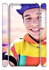 iPhone 5C caso, personalizadas iphone 5C, Austin Mahone caso, bonita funda para iPhone 5C.