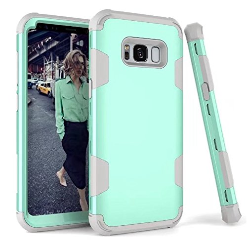 Slim Rugged Shockproof Case for Samsung Galaxy E5 (Blue) - 6