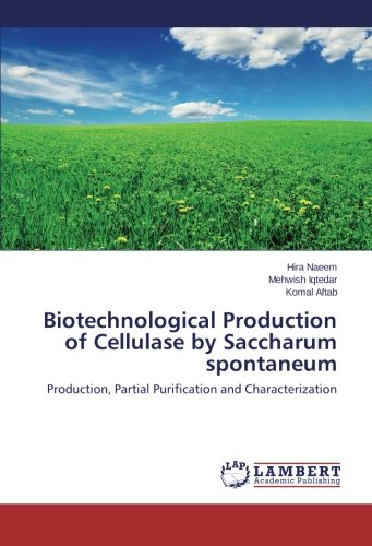Biotechnological Production of Cellulase by Saccharum spontaneum: Production, Partial Purification and Characterization pdf