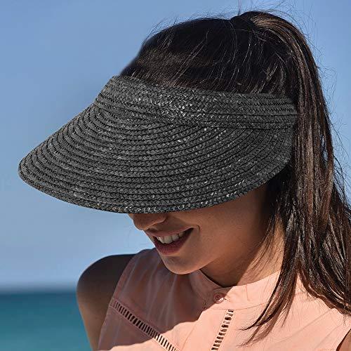 Scala Women's Sewn Braid Visor