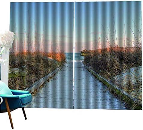 QinKingstore 3D色とりどりの野草デジタル印刷防水カビシャワーCurtain150 * 166
