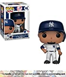 Funko Giancarlo Stanton [New York Yankees]: x POP! MLB Vinyl Figure + 1 Official MLB Trading Card Bundle [#010 / 30242]