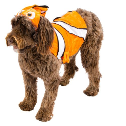 Disney Pixar - Finding Nemo - Dress Up Dog Costume (X-Large) (Dress Up Dogs)