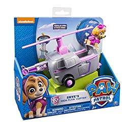 Paw Patrol - Skye\'s High Flyin\' Copter (works with Paw Patroller)