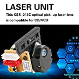 Optical Pick-Up Laser Lens KSS-210A Optical Pick-Up Laser Lens For CD/VCD Mechanism Repairing Replacement Parts