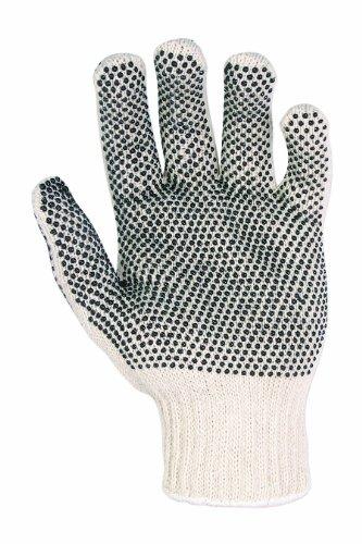 Pvc Dot Knit Gloves - 9