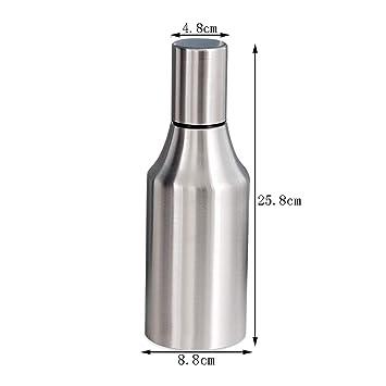 Botella de condimento- Condimento Botella Capacidad 1000 ml ...
