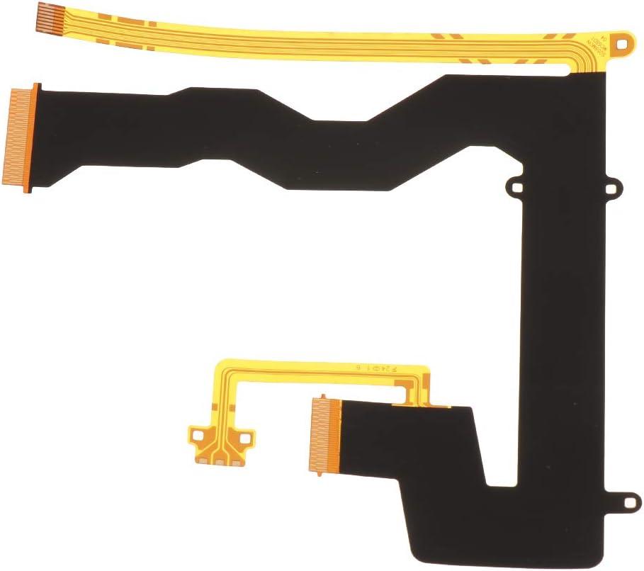 M10MARK MagiDeal C/âble Flex pour /écran LCD pour Appareil Photo pour Olympus E