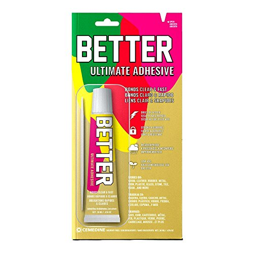 Better Ultimate Adhesive, Non-Toxic Super Glue.20ml Tube, Fast Dry (AX-211)