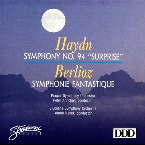 symphony no 94 in g surprise Haydn: symphony no 94 in g major surprise, symphony no 101 in d major clock nbc symphony orchestra, toscanini edition by franz joseph haydn and arturo toscanini vinyl.