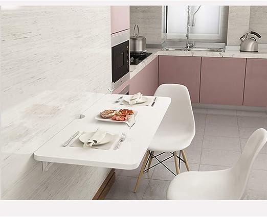 Mesa Plegable De Pared para Cocina De Oficina, Mesa De Comedor ...