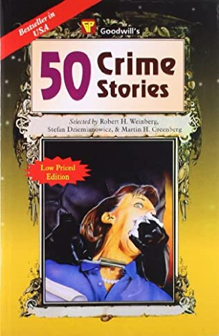 book cover of 50 Crimes Stories