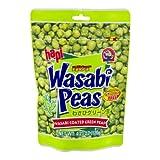 Hapi Hot Wasabi Peas 4.23 Oz (Pack of 4) by HAPI