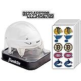 Franklin Sports NHL You Choose Mini Player Helmet