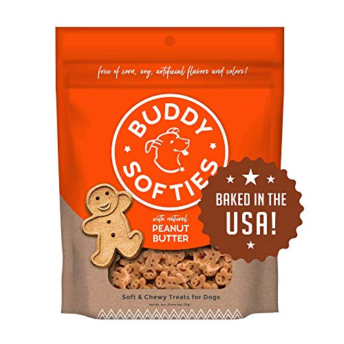 Buddy Biscuits Original Soft & Chewy w/Peanut Butter - 20oz. (17502)