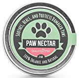 #4: 100% Organic and Natural Paw Wax Heals and Repairs Damaged Dog Paws