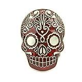 YONE Mexican Katrina Skull Belt Buckl