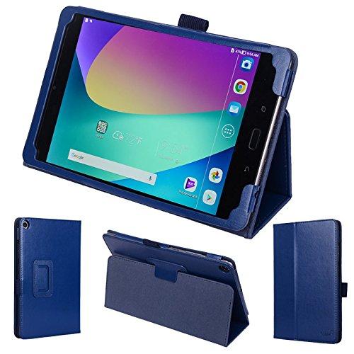 wisers ASUS Verizon ZenPad Z8s ZT582KL 7.9 7.9-inch Tablet Case/Cover, Dark Blue (Navy)