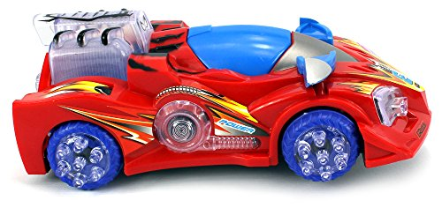 Supercharger Sports Car - Kids' Bump'n'go Toy