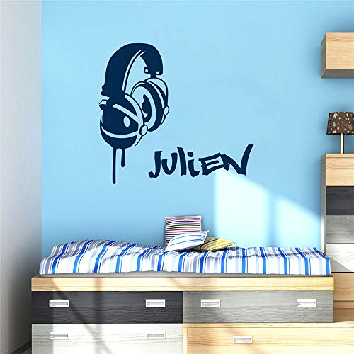 megoa Wall Sticker Lettering Quotes and Saying Personalized