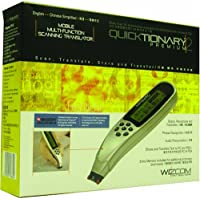 Wizcom Quicktionary 2 Premium WQT2PCS Mobile Muti-Function Scanning Translator, Chinese