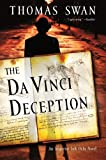 Front cover for the book The DaVinci Deception by Thomas Swan