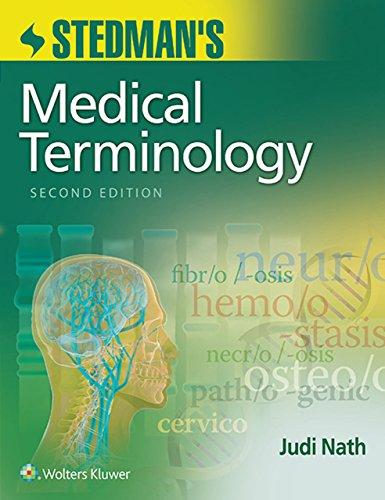 (Stedman's Medical Terminology)