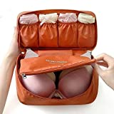 LoveHome Travel Accessories Women's Storage Bag For Underwear Clothes Lingerie Bra Organizer Cosmetic Pouch Suitcase Case
