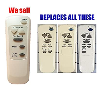 Generic Replacement for Gold Star Lg Air Conditioner Remote Control 6711a20066a 6711a90019a 6711a20066h 6711a20034g