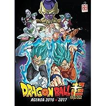 AGENDA 2016-2017 DRAGON BALL SUPER