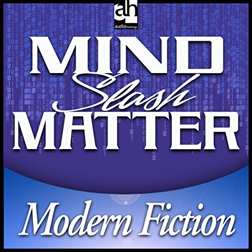 Bargain Audio Book - Mind Slash Matter