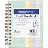 TOP20726 - Ampad Pastel Wirebound Notebook