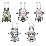 Witch Craft Works KMM Orchestra witch hunt Rubber Key Chain set restraint ver.